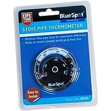 Blue Spot 80101 - Termómetro para tubería de estufa