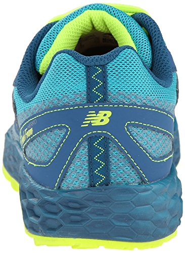 New Balance Fresh Foam Hierro Damen Laufschuhe Aquablau