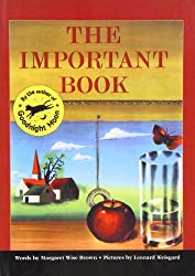 The Important Book by Margaret Wise Brown (1990-03-01)