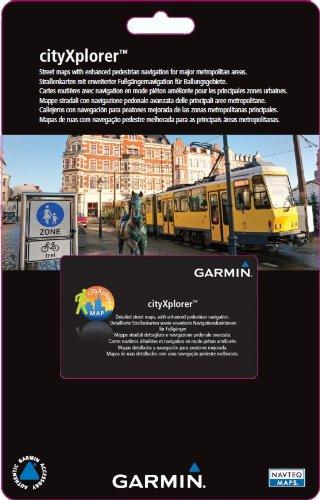 GARMIN cityXplorer Gutscheinkarte -