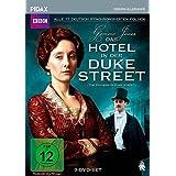 Das Hotel in der Duke Street (The Duchess of Duke Street) / Alle 11 deutsch synchronisierten Folgen der Kultserie