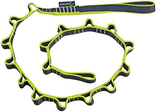 Edelrid-Niveau écharpe de matériau schling Daisy Chain 120cm