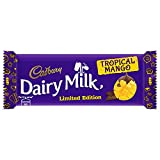 #7: Cadbury Dairy Milk Tropical Mango Chocolate, 36g (Pack of 12)