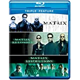 The Matrix Trilogy - 3 Movies Collection: The Matrix + The Matrix Reloaded + The Matrix Revolutions
