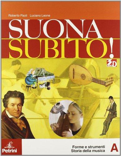 SuonaSubito! Volume A + Volume B + dvd Videometodo