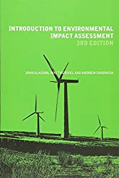 Introduction To Environmental Impact Assessment (The Natural and Built Environment Series)