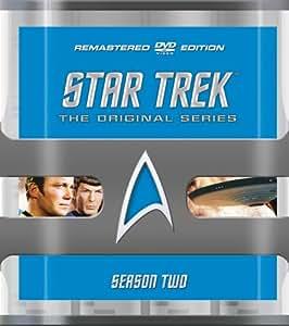 Star Trek: Original Series - Season Two Remastered [Import USA Zone 1]