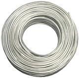 electroline 11417 - Cable FEP / PVC - 2X075Mm. - 5 Mt - Transparente
