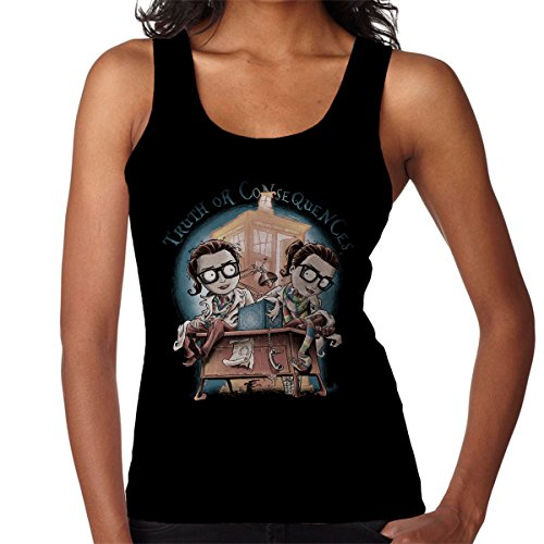 Doctor Who Truth Or Consequences Women's Vest