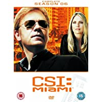 CSI: Miami - Complete Season 6