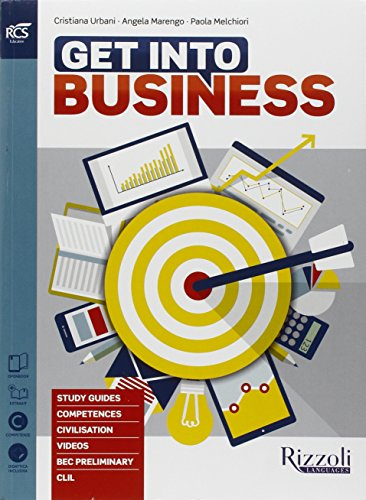 Get into business. Openbook-Facts and figures-Extrakit. Per le Scuole superiori. Con e-book. Con espansione online