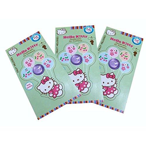 Deodorante Profumatore Hello Kitty Osmotic Ciliegia e fiori (confezione 1 pezzo)