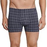 Schiesser Herren Boxershorts Shorts, Grau (Anthrazit 203), X-Large (Herstellergröße: 007)
