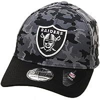 4bf91e5dbfb New Era Men Caps Flexfitted Cap Camo Team Stretch Oakland Raiders 39Thirty  Cap