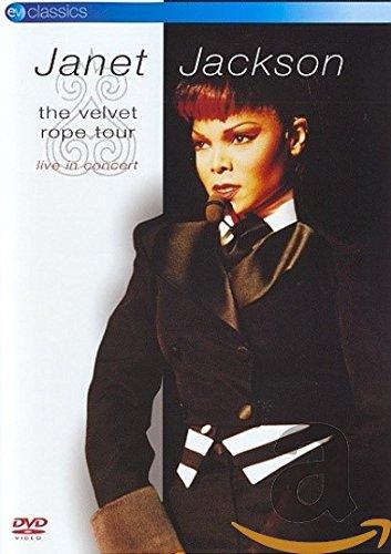 Janet Jackson - The Velvet Rope Tour 1998