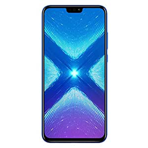 Honor 8X (Navy Blue, 6GB RAM, 64GB Storage)