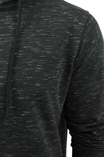 Dissident -  Felpa con cappuccio  - Maniche lunghe  - Uomo Black Space