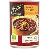 Cocina Medio Orgánico 416G De Chile De Amy - Paquete de 6