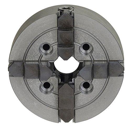 Proxxon 24036 4-Backen-Futter mit einzeln verstellbaren Backen für Drehmaschine PD250/E