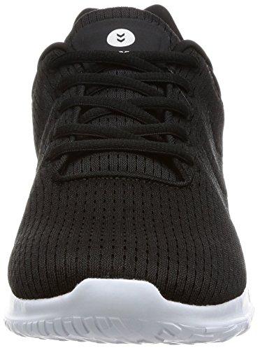 Hummel Actus Breather, Chaussures de Fitness Mixte Adulte Noir (Black)