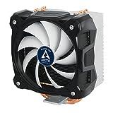ARCTIC Freezer i30-320 Watt CPU Kühler für Enthusiasten mit 120 mm PWM Lüfter - Kompatibel mit Intel Sockel 2011/1150/1155/1156 - MX 4 Hochleistungs Wärmewleitpaste inklusive