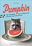 Pumpkin. Der Waschbär, der vom Baum fiel und eine neue Familie fand. Ein bezauberndes Geschenkbuch über den Instagram-Star und eine berührende Freundschaft. - Laura Young