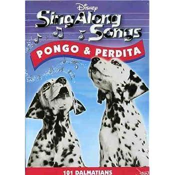 396669cdc7d Sing-Along Songs: Pongo & Perdita DVD [2006] [Region 1] [US Import] [NTSC]