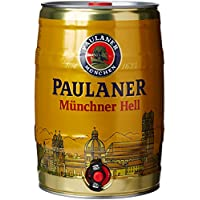 Paulaner Munich Beer Mini Keg, 5 L 11