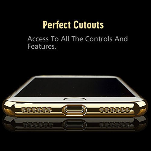 custodia iphone 8 oro