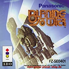 Burning Soldier - Panasonic 3DO