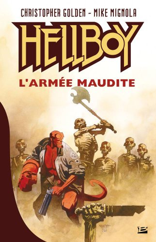 Hellboy : L'Armée maudite par Christopher Golden