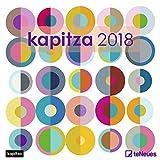 kapitza 2018 - Broschürenkalender, Design, Farbe - 30 x 30 cm