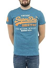 Superdry Men's Premium Goods Duo Tee T-Shirt
