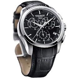NUEVO reloj Tissot Piel Couturier t035.617.16.051.00