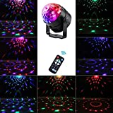 Lumière de la scène, lumière de la boule de disco DJ pour la lampe de fête pour le son de la maison pour la voiture USB -530