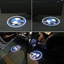 BMW 2 piezas de LED proyector puerta logotipo de la sombra de luz Lámparas de bienvenida