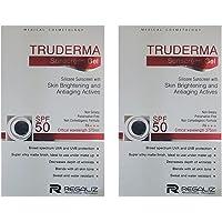 Truderma Sunscreen Gel (SPF-50) (Pack of 2)