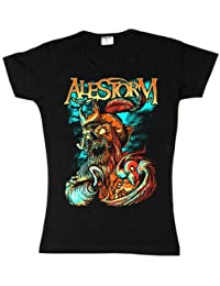 Alestorm Get Drunk or Die 701959 Ladies T-Shirt