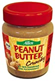 Allos Bio Peanut Butter Crunchy, 227 g