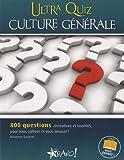Ultra quiz culture générale...