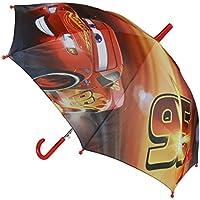Disney 2400000353Cars–Rayo McQueen paraguas automático, 45cm