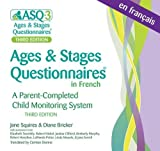 Image de ASQ-3 Ages & Stages Questionnaires in French: A Parent-completed Child Monitoring System