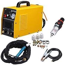 Ridgeyard CUT50 Plasma Schneider Air Plasma Cutter plasma cutter inverter 50Amp 220V Saldatrice Inverter con pressione elettrica display digitale