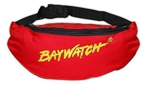 Licensed Baywatch Belt Bag/Bum Bag