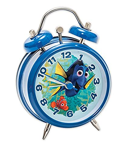 Disney Finding Dory Alarm Clock - Dory & Nemo, on Close Up