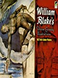 Image de William Blake's Divine Comedy Illustrations: 102 Full-Color Plates