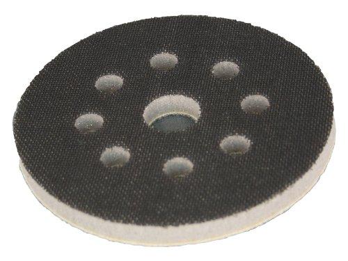 Preisvergleich Produktbild Softauflage Ø 125mm 8-Loch Interface-Pad für Schleifteller Polierteller Stützteller für Klett-Schleifscheiben - DFS