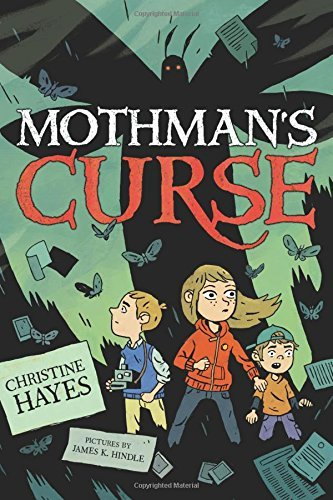 Mothman's Curse by Christine Hayes (16-Jun-2015) Hardcover