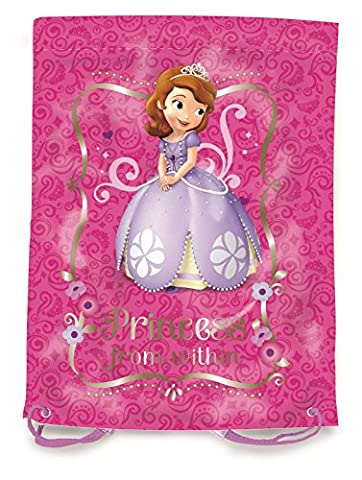 Sac à cordon Docteur la peluche de Disney multicolore Princesse Sofia