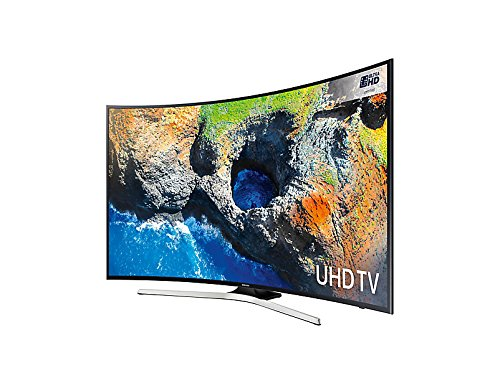 Samsung UE65MU6200 65  4K Ultra HD HDR Curved LED Smart TV with Freeview HD
